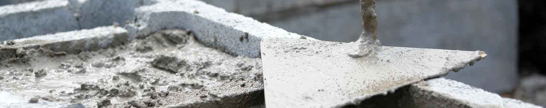 Élaboration d'un mur en parpaing