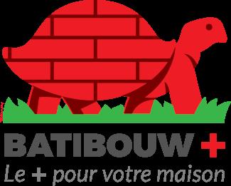 Logo de la plateforme Batibouw+